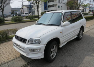 1999 toyota rav4 2.0 sxa16g sxa16 for sale japan 172