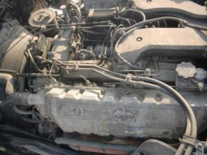 2000 F21c 605000km sh4FDEA hino profia used truck engine japan