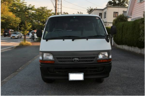 2000 toyota hiace rzh112 rzh112v 2.0 9 seater dx for sale in japan 123k