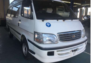 2002 toyota hiace grand cabiin super long wheel base  high roof 3.0 diesel kzh120g kzh120 for sale in japan