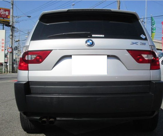 2005 Bmw For Sale: 2005 Bmw X3 2.5i For Sale Japan, And 3.0i