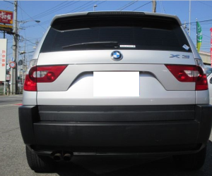 2005 bmw x3 2.5i for sale japan 98k-1