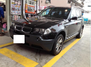 2005 bmw x3 3.0i 3.0 for sale japan 4wd 170k