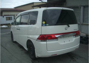 2007 honda stepwagon rg2 2.0 g spec sale japan 75k-1