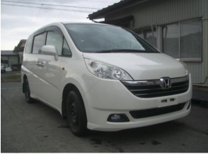 2007 honda stepwagon rg2 2.0 g spec sale japan 75k