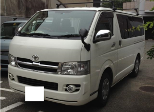2007 toyota hiace  trh 200 trh200v 2.0 super gl for sale japan 150k-2 (2)