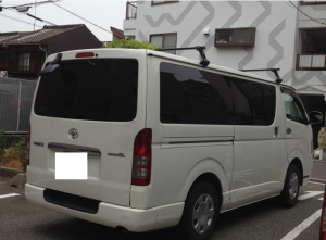 2007 toyota hiace wagon trh 200 trh200v 2.0 super gl for sale japan 150k-1