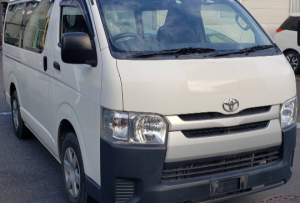 2014 toyota hiace van trh200 trh200v trh 200 3.0 gasoline for sale in japan