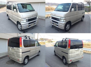 honda vamos turbo for sale japan kei car 660cc 145k 2000
