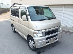 honda vamos turbo for sale japan kei car 660cc 145k