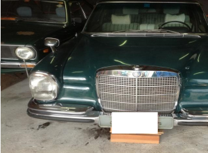 1972 mercedes benz 300sel 3.5 v8 for sale japan 100k-4