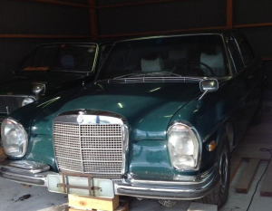 1972 mercedes benz 300sel 3.5 v8 for sale japan 100k