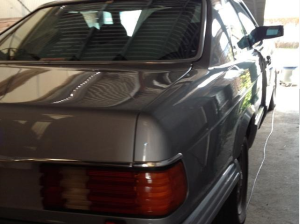 1983 mercedes benz 380sec 60k for sale japan 65k