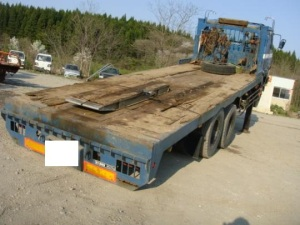 1988 10 ton self loader nissan ud for sale japan 183k-2 cw54