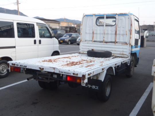 nissan ud truck 1 5 ton flatbed for sale japan jpn car name for sale japan tel fax 81 561 42. Black Bedroom Furniture Sets. Home Design Ideas