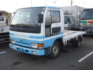 1995 nissan ud truck 1.5 ton flatbed for sale japan td27  td27 2.7 diesel
