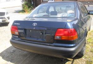 1997 toyota corolla ae110 xe saloon 1.5 for sale in japan