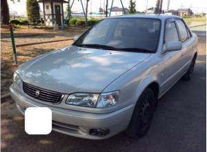 1997 toyota corolla ae110 se saloon for sale japan 1.5 60k