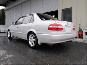 1997 toyota corolla se110 manual shift 1.5 for sale in japan 72k-1