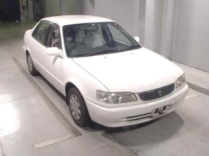 toyota corolla ae110 se saloon fae110 for sale in japan