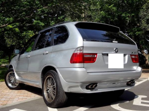 2000 bmw x5 sport package 4.4 for sale japan 135-1