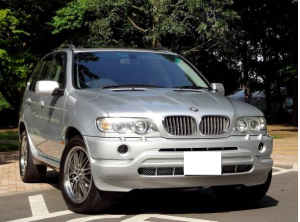 2000 bmw x5 sport package 4.4 for sale japan 135