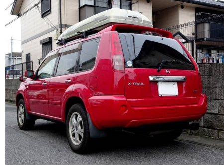 2005 nissan ex trail pnt30 2.0 gt for sale in japan 86k-1