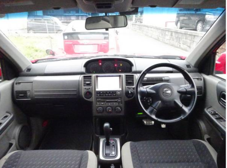 2005 nissan ex trail pnt30 2.0 gt for sale in japan 86k-2