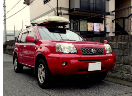 2005 nissan ex trail pnt30 2.0 gt for sale in japan 86k