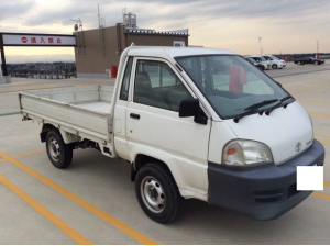 2002 toyota townace puckup truck km 85 1.8 for sale japan 97k-1