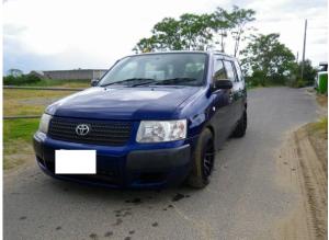 2004 toyota succeed diesel nlp51 nlp51v for sale in japan