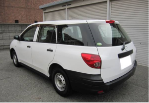 2007 nissan ad van vy12 1.5 1500cc for sale in japan 105k-1