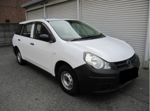 2007 nissan ad van vy12 1.5 1500cc for sale in japan 105k