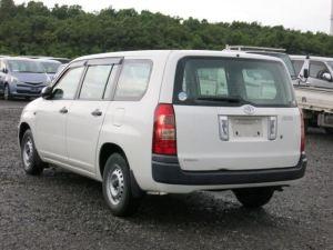 2007 toyota probox succeed diesel turbo for sale japan nlp51 nlp51v 150-1