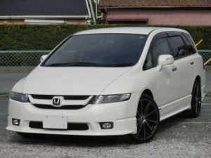 2008 honda odyseey aba-rb1 absolute rb1 2.4 for sale in japan 98k mnivan