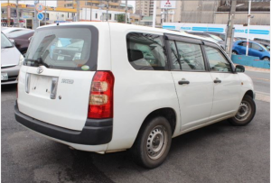 2009 toyota suceed van ncp51v U 1.5 for sale japan 67k