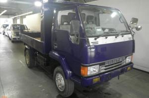 1987 mitsubishi canter fg335bd tipper for sale japan 100k