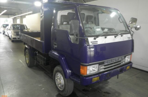 1987 mitsubishi canter fg335bd tipper for sale japan 100k