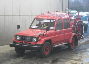 1992 toyota land cruiser 4.2 diesel 4wd for sale in japan