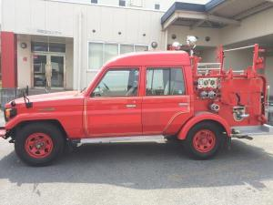1997 toyota land cruiser 4.2 diesel hzj75 for sale in japan 7300km-2 4.2l