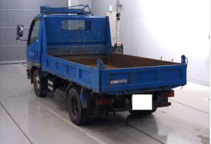 canter 4wd dump trucks for sale in japan