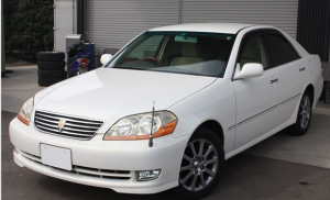 2004 toyota mark 2 grande gx 110 for sale in japan