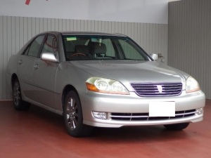 2004 toyota mark 2 ii grande limited gx 110 gx110 for sale in japan 96k