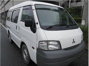 2006 mitsubishi delica van ss82 ss82vm 1.8 for sale in japan 147k