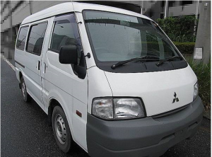 2006 mitsubishi delica van ss82 ss82vm 1.8 for sale in japan 147k