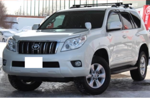 2009 toyota land cruiser prado trj150 2.7 tx for sale in japan 36k used