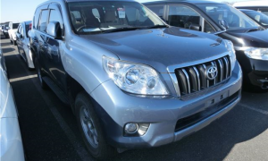 2010 toyota land cruiser prado trj150 trj150w tx for sale in japan 96k