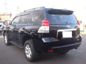 2011 toyota land cruiser trj150 trj150w 2.7 tx for sale in japan 36k
