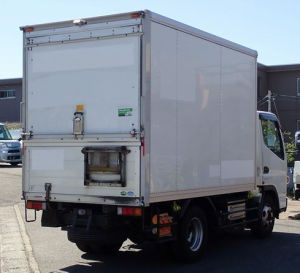 2013 Mitsubishi Fuso Canter 1.5 ton TPG-FDA00 for sale in japan