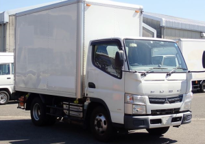 2013 mitsubishi fuso canter FDA00 trucks for sale in japan